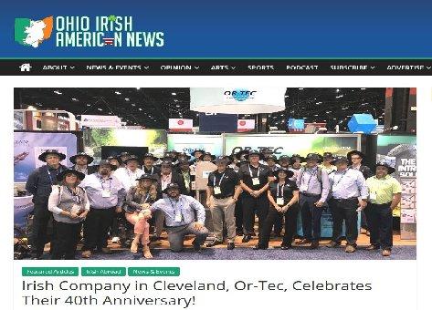 Or-Tec Celebrates 40th Anniversary!
